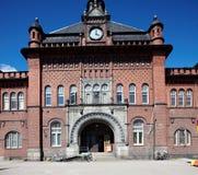Historic architecture of Helsinki Stock Image