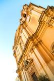 Historic Architecture in Imdina Stock Photo