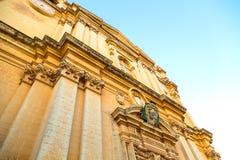Historic Architecture in Imdina Royalty Free Stock Photography