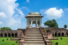 Mandu Historic Architecture Ashrafi Mahal royalty free stock photography