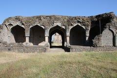 Historic architecture, lal sarai, mandu, madhya pradesh, india. Royalty Free Stock Photos