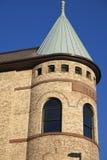Historic architecture of Madison. Wisconsin, USA stock photo