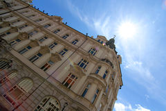 Historic Architecture in Maribor Royalty Free Stock Images