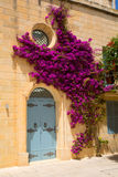 Historic Architecture in Mdina Stock Image