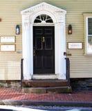 Historic Architecture in Newport, Rhode Island. Stock Photos