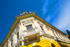 Historic Architecture in Oradea Royalty Free Stock Images