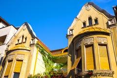 Historic Architecture in Oradea Stock Images