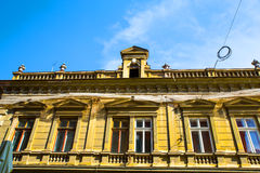 Historic Architecture in Oradea Royalty Free Stock Photo