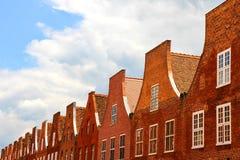 Historic Architecture in Potsdam Stock Photography