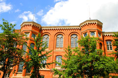 Historic Architecture in Potsdam Stock Images