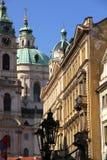 Historic Architecture in Prague Stock Photos