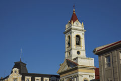 Historic Architecture of Punta Arenas, Chile Royalty Free Stock Photo