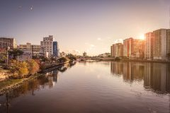 Recife in Pernambuco, Brazil Royalty Free Stock Photo