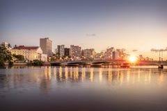 Recife in Pernambuco, Brazil Stock Photography