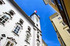 Historic Architecture in Salzburg Stock Photos