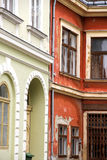 Historic architecture in Sopron Stock Images