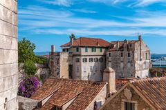 Historic architecture, Split Royalty Free Stock Image