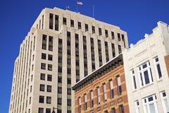 Historic architecture of Springfield. Illinois, USA royalty free stock image
