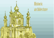 Historic architecture  Stock Photography
