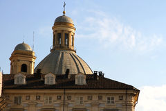 Historic Architecture in Torino Stock Images