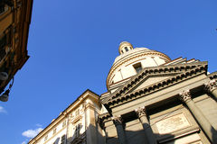Historic Architecture in Turin Royalty Free Stock Photos