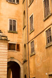 Historic architecture in Verona Royalty Free Stock Image