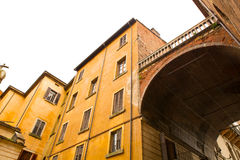 Historic architecture in Verona Royalty Free Stock Images