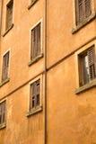 Historic architecture in Verona Stock Photo