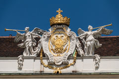 Historic architecture Vienna Royalty Free Stock Images