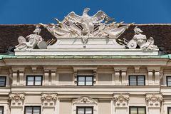 Historic architecture Vienna Stock Photography
