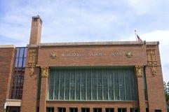 Historic Architecture in Winona royalty free stock photo