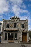 Historic Arctic Brotherhood Hall in Skagway, AK Royalty Free Stock Photos