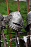 Historic armor Royalty Free Stock Photography