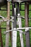 Historic armor Royalty Free Stock Photo