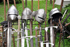 Historic armor Royalty Free Stock Image
