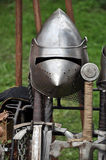 Historic armor Royalty Free Stock Images