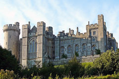 Historic Arundel Castle. Sussex, England Stock Image