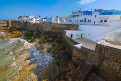 Historic Assilah, Morocco. Royalty Free Stock Photos