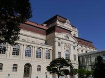 The historic Austrian city Graz Stock Image