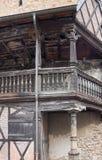 Historic balcony Royalty Free Stock Photography
