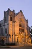 Historic Baptist Church in Jackson royalty free stock photography