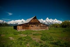 Historic barn Royalty Free Stock Photography
