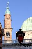 Historic basilica palladiana of the architect Palladio and the g Stock Photo