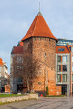 The historic bastion in Gdansk, Poland Royalty Free Stock Image