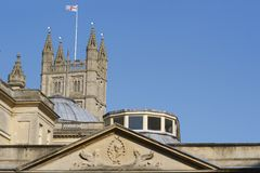 Historic Bath Royalty Free Stock Photos