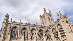 Historic Bath Abbey Royalty Free Stock Photo