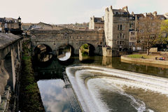 Historic Bath Stock Photography