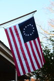 Historic Betsy Ross Flag Stock Images