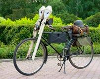 Historic Bike Ride Stock Photo
