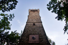 The historic bismarck tower Royalty Free Stock Image